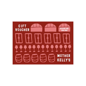 Online Gift Voucher (Select Preferred Value)
