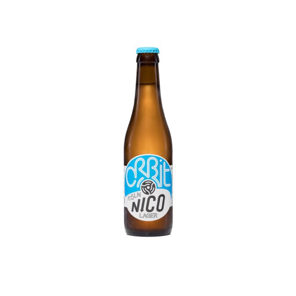 Orbit - Nico - 330ml - 4.8%