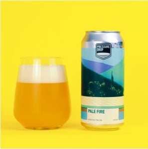 Pressure Drop - Pale Fire - Pale Ale - 440ml - 4.8%