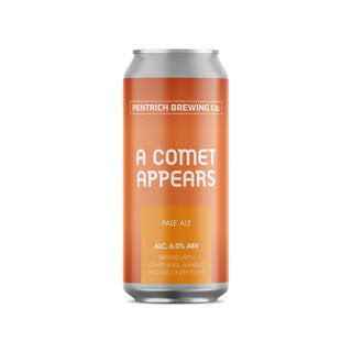 Pentrich - A Comet Appears - 440ml - 6%