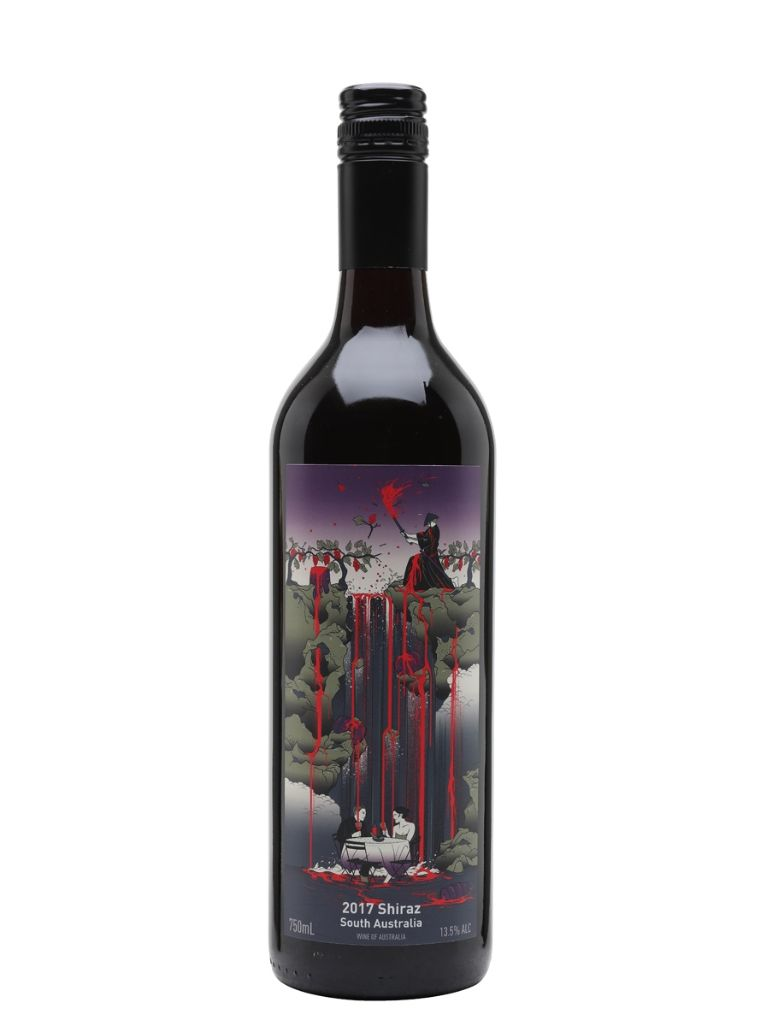 Free Run - Samurai Shiraz - 750ml - 13.9%