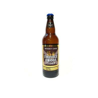 Thistly Cross - Whisky Cask Cider - 500ml - 6.7%