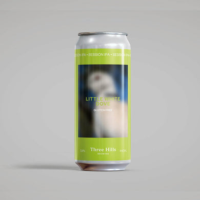 Three Hills - Little White Dove (GF) - 440ml - 3.8%