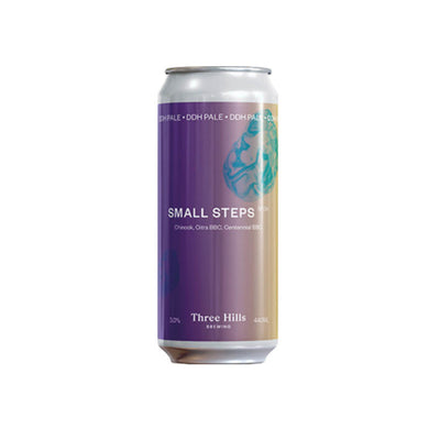 Three Hills - Small Steps N.8 - 440ml - 3%
