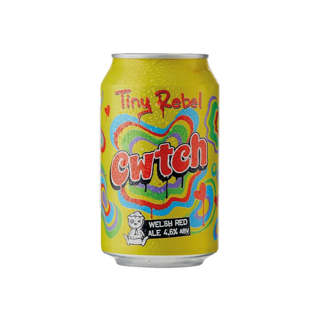 Tiny Rebel - Cwtch - 330ml - 4.6%