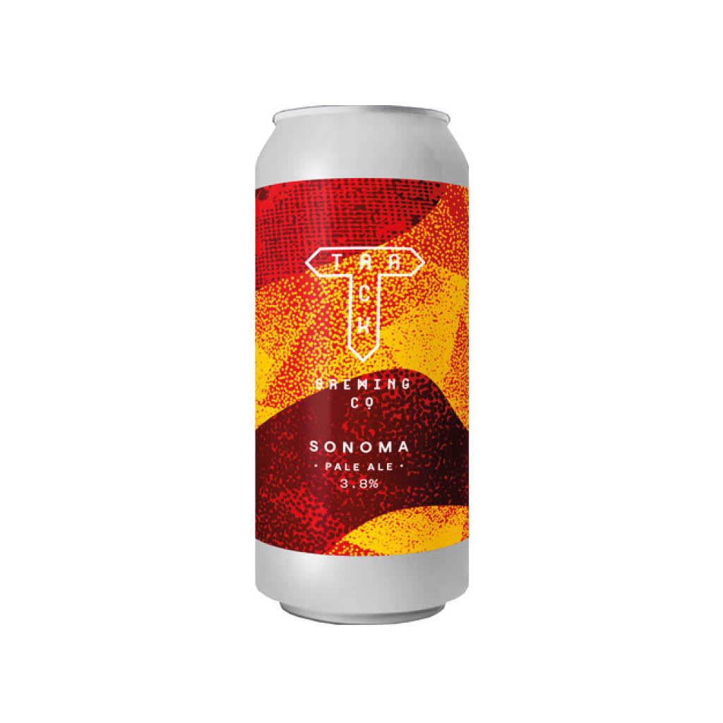 Track Brewing Co. - Sonoma Pale Ale - 440ml - 3.8%