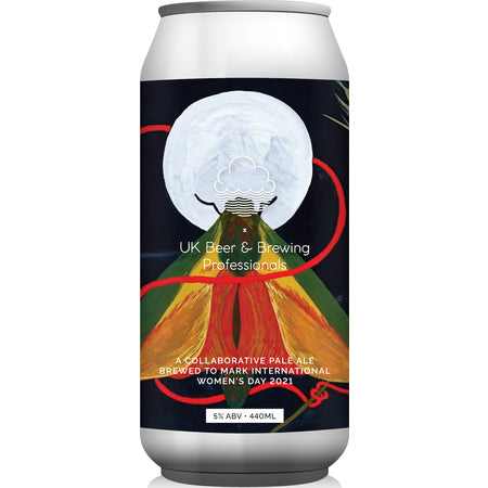 Cloudwater x Beer & Brewing Professionals Pale - ABV: 5%/ 440ml Can