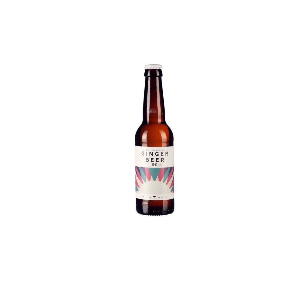 Umbrella Project - Alcoholic Ginger Beer - 330ml - 5%