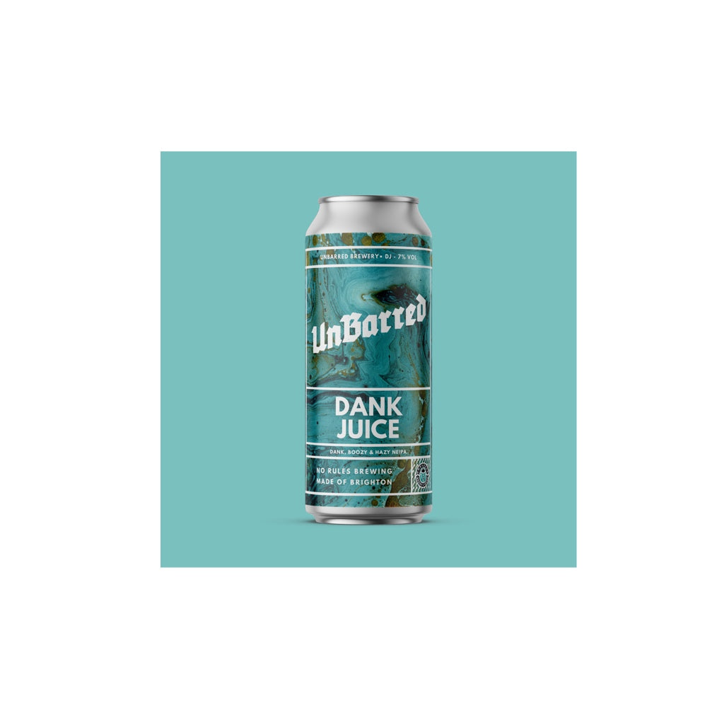 Unbarred - Dank Juice Neipa - 440ml - 7%
