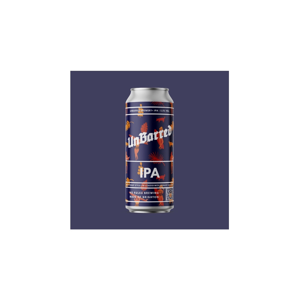 Unbarred - IPA - 440ml - 5.5%