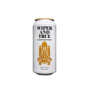 Wiper and True - Milk Shake Milk Stout - 440ml - 5.6%