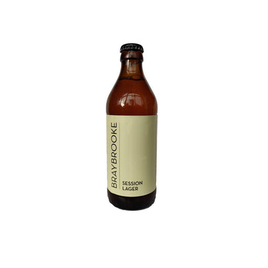 Braybrooke - Session Lager (Vegan) - 330ml - 3.8%