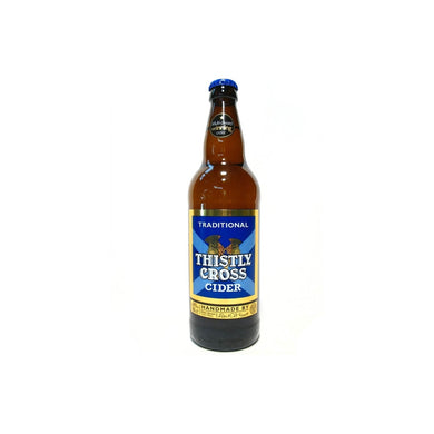Thistly Cross - Traditional Cider - 500ml - 4.4%
