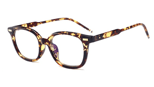 "EyePreserve Blue Light Glasses ""The Trendy"" Glasses EyePreserve Leopard"