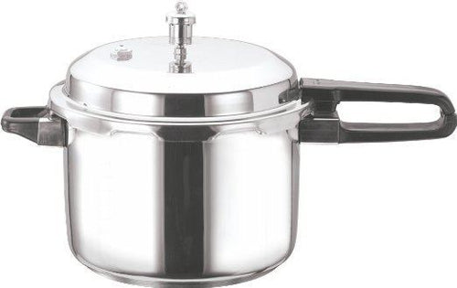 Vinod Stainless steel Sandwich Bottom Pressure Cooker 7 Ltr.
