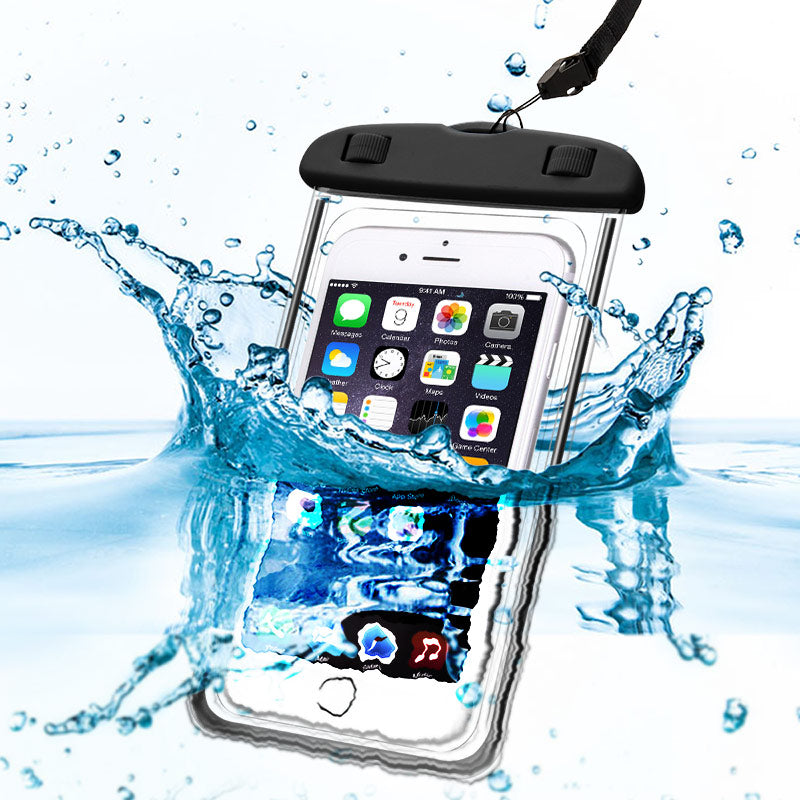 Universal Waterproof Case For iPhone 5S 6 6S 7 Plus Samsung Xiaomi Redmi 3s Note 3 4 Pro MI5 Cover WaterProof Pouch Max 6