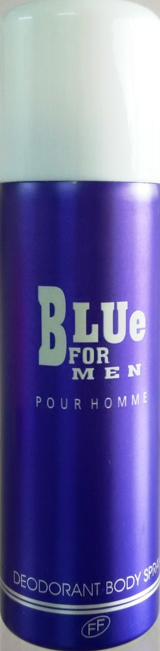 Blue For Men Deo Body Spray 200ml
