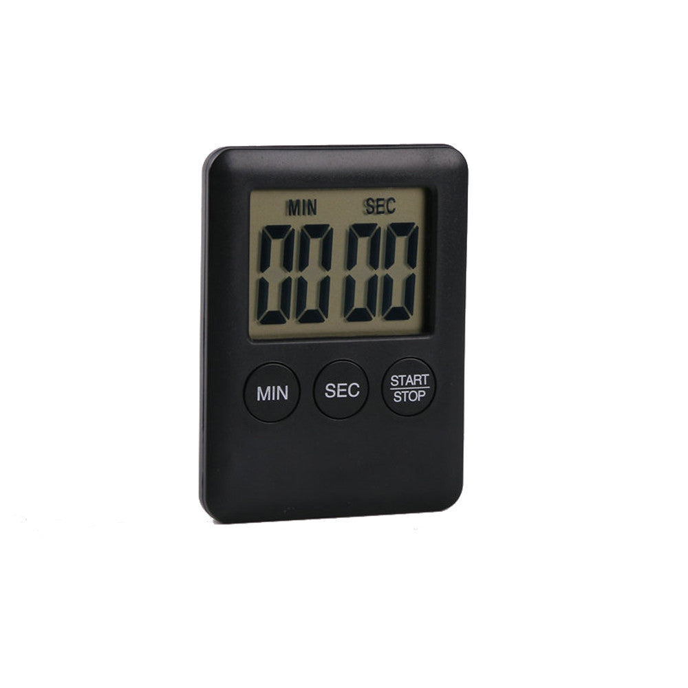 Brand new Digital Timer Reminder Alarm LCD Cooking Clock Kitchen Large Count-Down Up Loud Clock Alarm Reminder