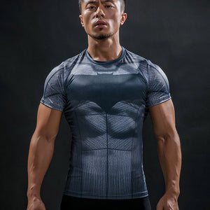 T Shirt Captain America Shield Civil War Tee 3D Printed T-shirts Men Marvel Avengers 3 iron man Fitness Clothing Male Tops Imported