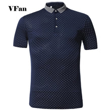 Men Stripe Polo Shirts None-Iron Polyester 2016 New Arrival Business Casual Brand Fashion Short Sleeve Polo Summer Shirt T0025