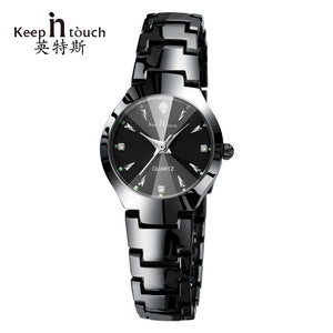 Brand Women Watches Fashion Designer Luminous Waterproof Woman Wristwatch Rhinestone Ladies Watch Bracelet Relogio Feminino
