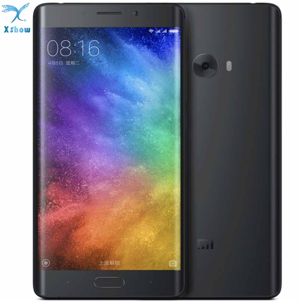 mported  Xiaomi Mi Note 2 Prime 6GB RAM 128GB ROM Mobile Phone Dual 3D Glass Snapdragon 821 5.7