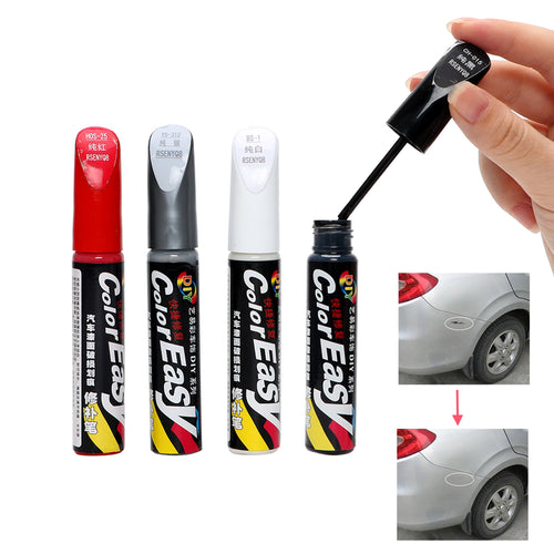 1Pcs Car Scratch Repair Fix it Pro Auto Paint Pen Professional Car-styling Scratch Remover Magic Maintenance Paint Care 4 Colors