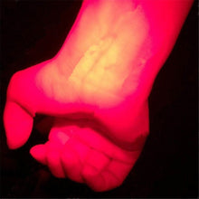 Infrared Vein Imaging Red Light Torch Pediatric Unit Clinicians Nurses Vein Finder CLH@8