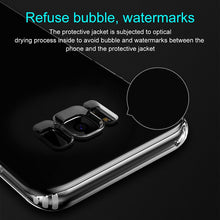 Baseus Transparent Case For Samsung Galaxy S8 Ultra Thin Clear Soft TPU Silicone Cover Case For Galaxy S8 Plus Coque Fundas