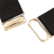 New Arrival!Most Popular Elastic Metallic Gold Bling Simple Fashion Belts for Women Female Accessories Dress