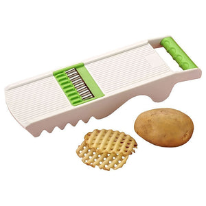 6 IN 1 VEGETABLE SLICER MAKER MULTI PURPOSE USE