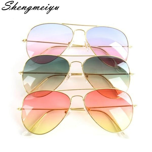 Fashion Brand Aviator Sunglasses Women Clear Lens Female Sun Glasses Photochromic Male Glasses Driving Goggles