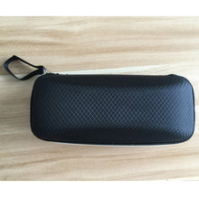 2018 Fashion Sunglasses Box Women Men Colorful Eyeglasses Case With Handle Female Oculos Holders Zipper Sun Glasses Cases YJ409