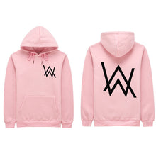2018  Men Sweat Shirts Music DJ Comedy Alan Walker Hip Hop Hooded Black Jacket Men Clothing Fashion Hooded Hombre S-2XL
