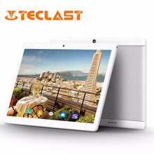 2018 Newest Teclast X10 Quad Core Tablet pc 10.1inch 1280*800 IPS screen Android 6.0 MTK6580 1GBRAM 16GBROM Dual Cameras tablets