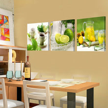 Prints Canvas Painting Dining Room Decorative Picture Canvas Paintings Modern Flower Kitchen Wall Decor Pictures No Frame HY56