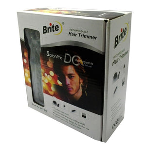 Brite Rechargeable Hair Trimmer BHT-810