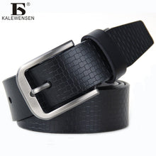 Newest fashion 100% cow genuine leather 2017 new men fashion classic vintage style male belts for men with emboss 4028