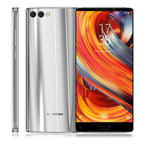 "HOMTOM S9 Plus 5.99"" 18:9 HD+ IPS Mobile Phone 4G Smartphone 4GB+64GB MTK6750T Octa Core Front 13MP Back Dual 5+16MP Cam 4050mAh"