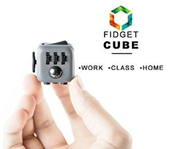 Fidget Cube Relieves Stress & Anxiety for Children and Adults Attention
