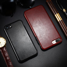 KISSCASE Back Cover for iPhone 6 6s 7 Plus Case PU Leather Luxury Soft TPU Case For iPhone 7 6 6s Plus Case PU Coque Funda Bags