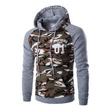 2018 New Letskeep mens camouflage pullover hoodies casual slim hooded sweatshirts men hip hop pocket camo hoodie tracksuit,MA226