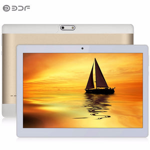 3G Phone Call 10 inch Tablets Android 6.0 Quad Core Tablet Pc Built-in 3G Dual SIM Card laptop WiFi GPS Bluetooth FM tab