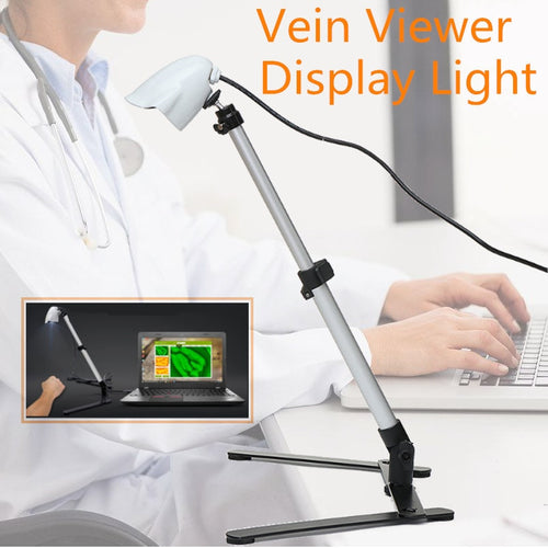 New Arrival Update 7 Modes Adjustable Adult Children Vein Viewer Display Infrare Lights Camera Imaging IV Medical Vein Finder