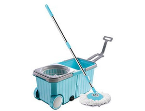 Dreamline Wheels Dual Tub Mop Bucket