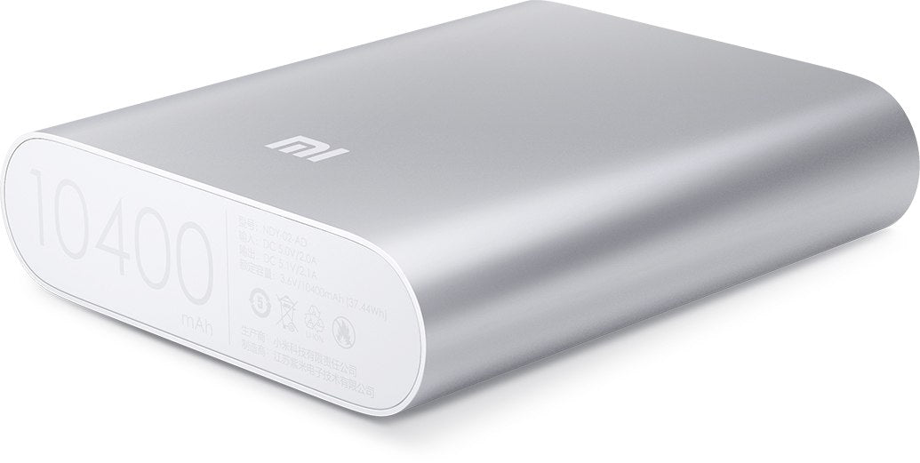 10400mAh Mi Power Bank (NDY-02-AD)