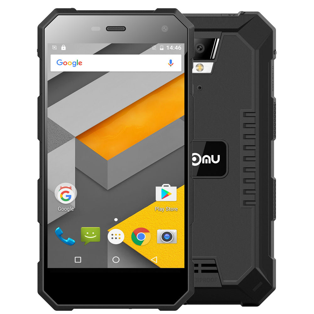 NOMU S10 IP68 Waterproof 4G LTE Smartphone Android 6.0 5000mAh Quad Core MTK6737 5.0