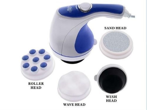 Relax & Spin Tone Handheld Body Massager by Vihan Marketing