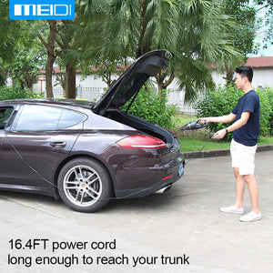 Car Vacuum 12V 106W Wet&Dry Dual Use Car Vacuum Cleaner Portable Car Handheld Vacuum Cleaner 14.7FT(5M) Power Cord