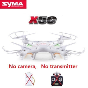 Single SYMA X5C RC Drone Stand-Alone 2.4G 4CH 6-Axis RC Quadcopter Without Camera and Remote Control 100% Original
